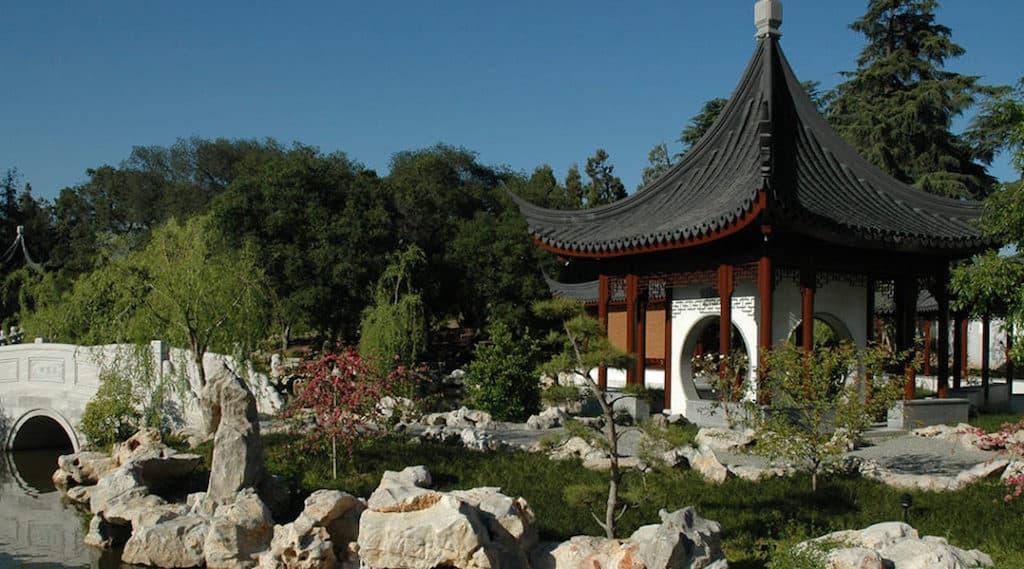 Huntington Gardens in Pasadena
