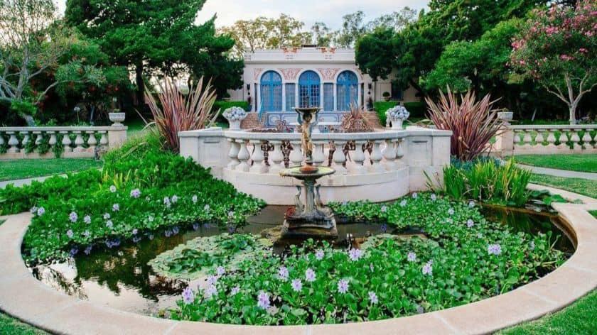 Virginia Robinson Gardens Beverly Hills