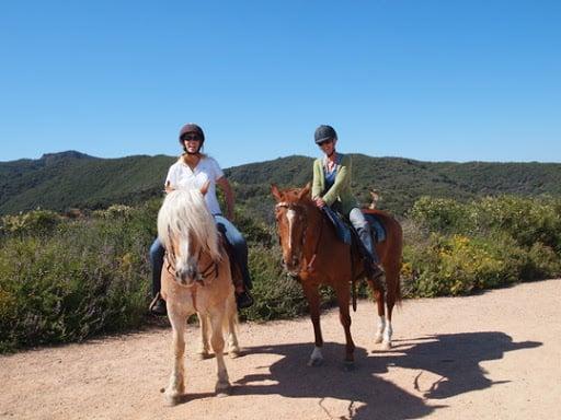Horseback Riding near Los Angeles
