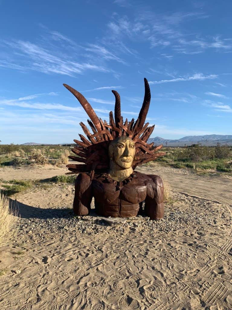 Galleta Meadows Metal Sculptures