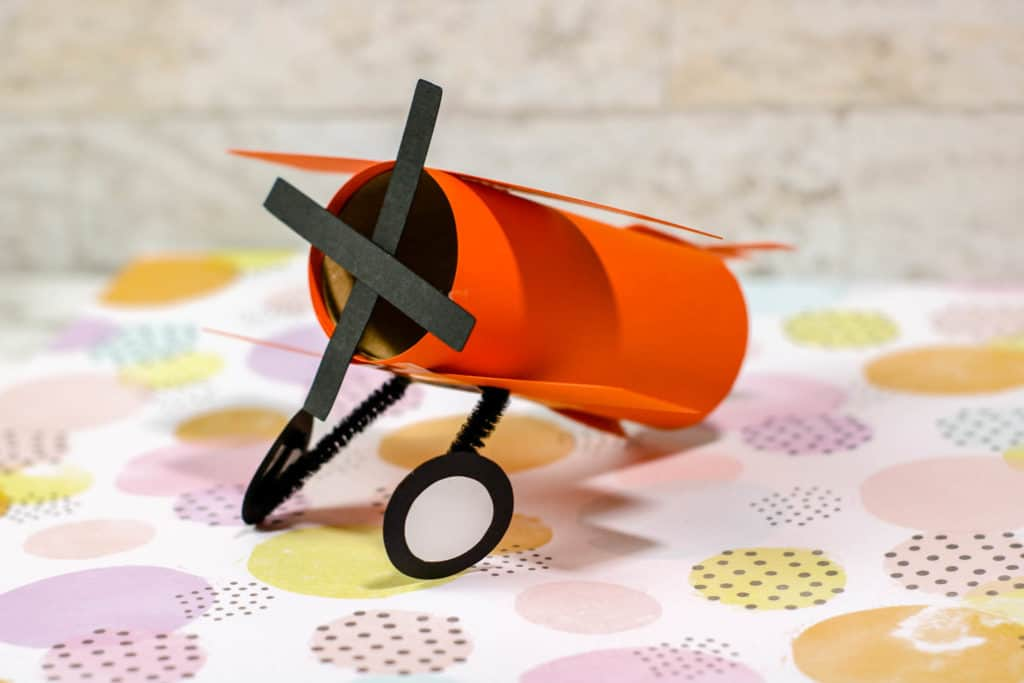 Airplane Craft For Kids