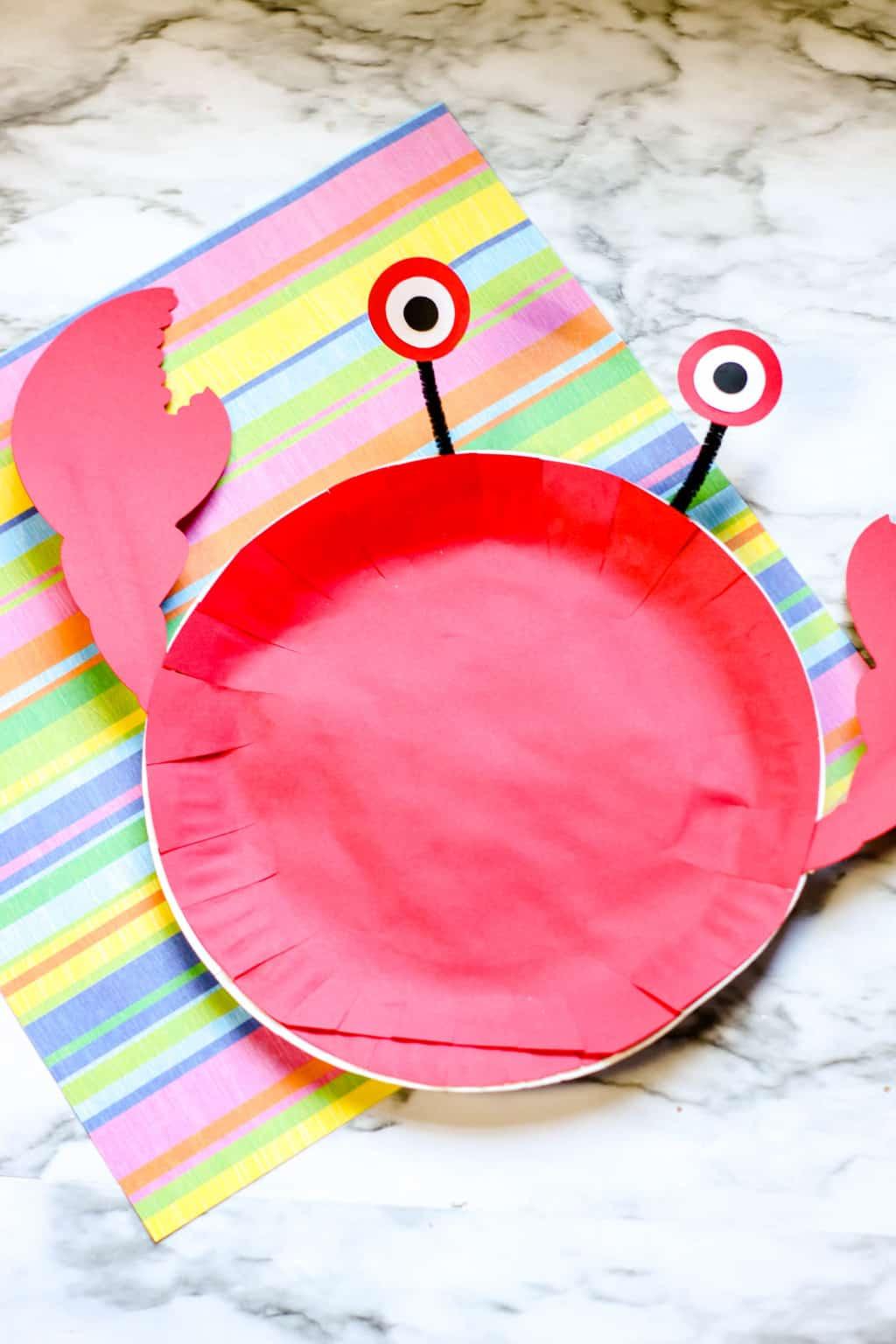 Crab Craft