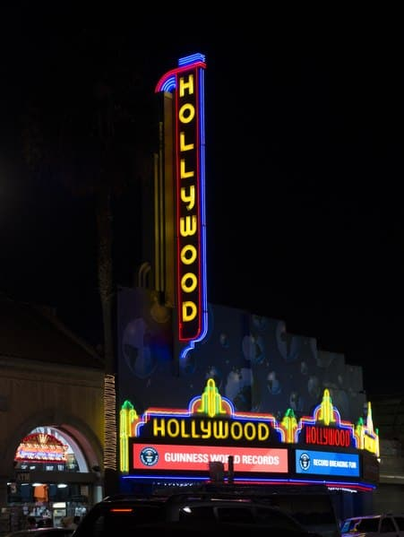 Things to do in Hollywood with families