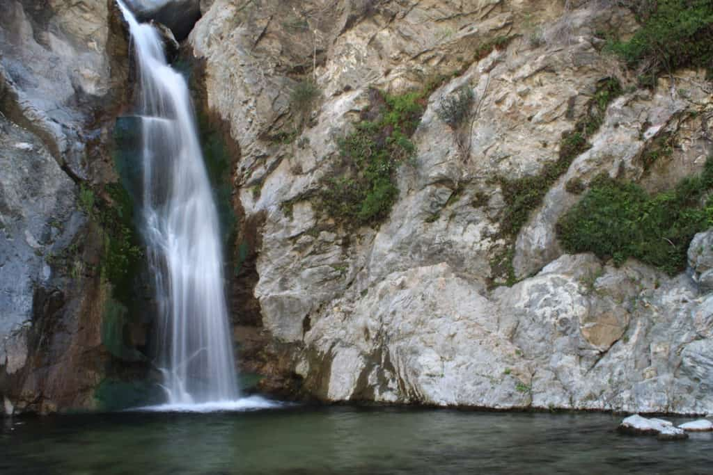 Eaton Canyon hike near Los Angeles