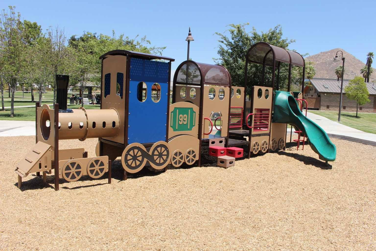 Best Playgrounds Near Los Angeles