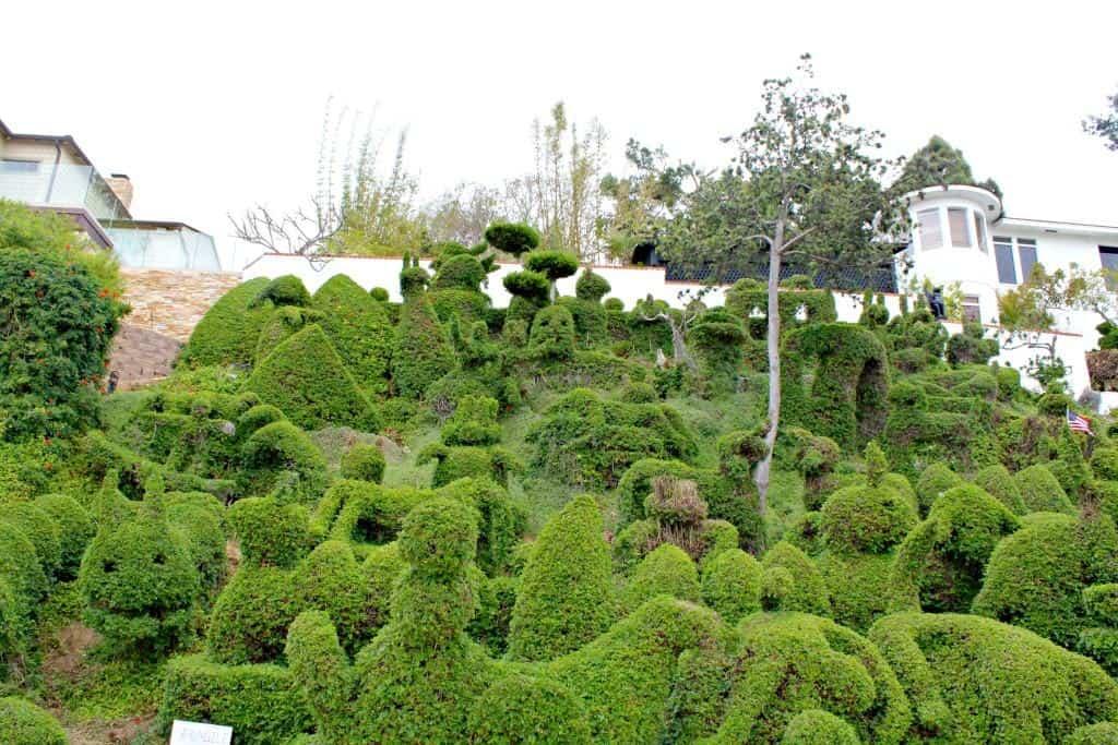 Edna Harper's Topiary Garden in San Diego