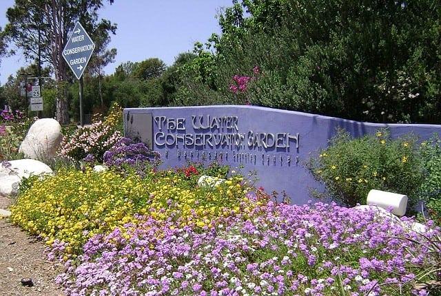 Water Conservation Garden San Diego