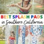 75+ Splash Pads in Southern California including San Diego, Los Angeles, Orange County, Riverside and San Bernardino areas. Some are free, some cost only a few dollars. Either way, grab sunscreen and lawn chairs and head out to your local splash pad for some fun with your family!