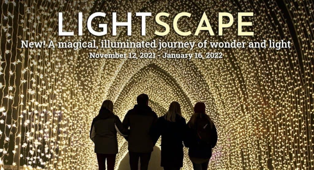 Tickets for Lightscape LA Arboretum