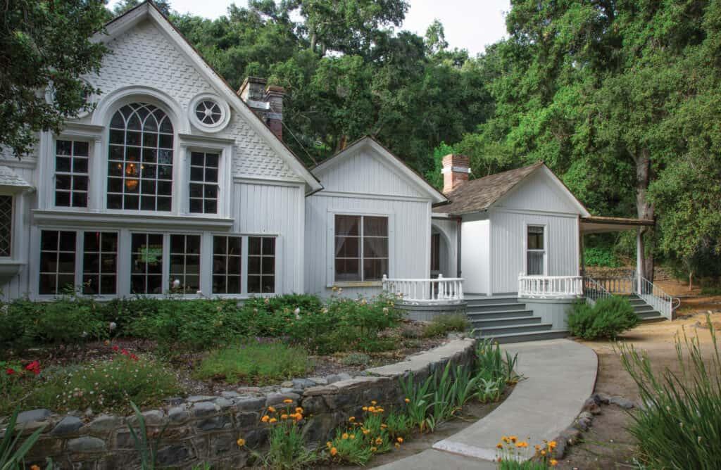Helena Modjeska Historic House and Gardens