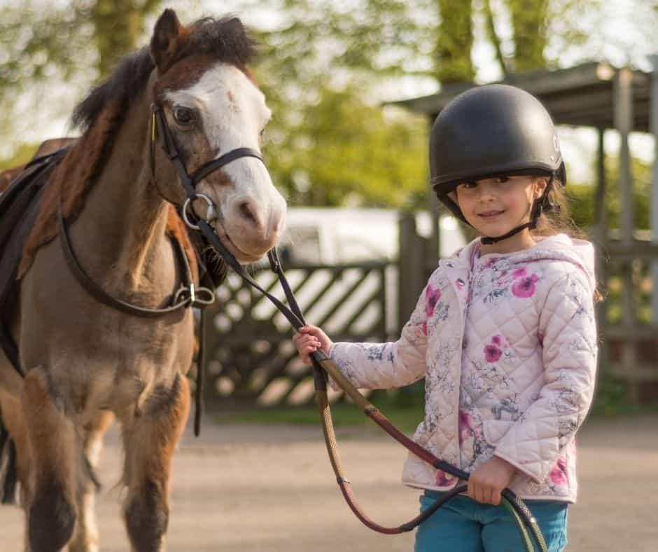 Horseback riding in Orange County California