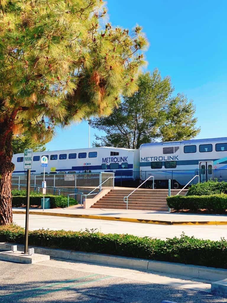Metrolink Irvine Station